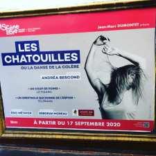 Deborah Moreau - Les chatouilles - Affiche 2