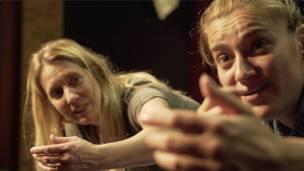 Andréa Bescond-Déborah Moreau- Odette et moi