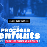 Interview Audio - Mélanie Dian au sujet de La Grande Cause sur la protection de l'Enfance lancée par Make.org