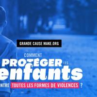 Interview Audio - Mélanie Dian au sujet de La Grande Cause sur la protection de l'Enfance lancée par Make.org